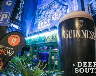 Inflatable Guinness Pint